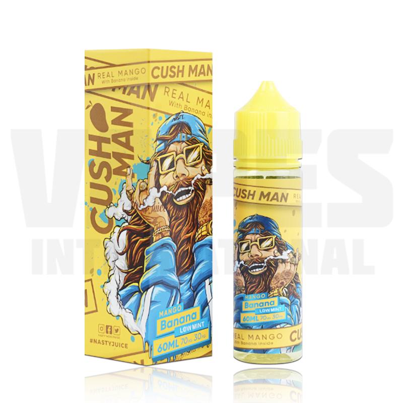 Nasty Juice Cush Man Mango Banana