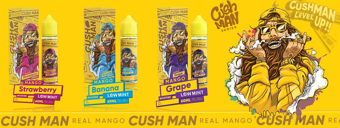 Nasty Juice Cush Man Series