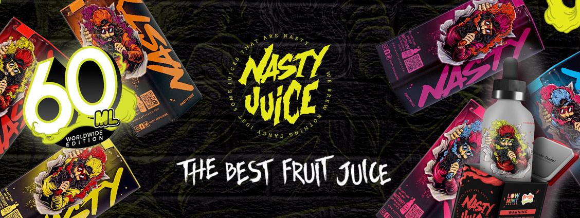 Nasty Juice 60 ML Worldwide Edition