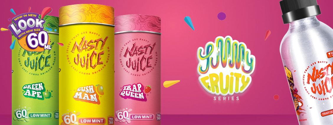 Nasty Juice Yummy Fruity