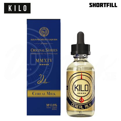 Kilo - Cereal Milk (50 ml, Shortfill)