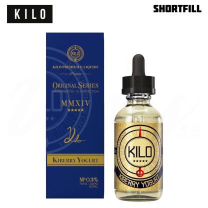 Kilo - Kiberry Yoghurt (50 ml, Shortfill)