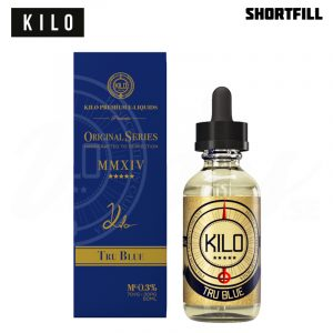 Kilo - Tru Blue (50 ml, Shortfill)