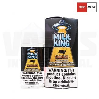 Milk King – Chocolate (100 ml, Shortfill) 1