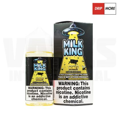 Milk King - Honey (100 ml, Shortfill)
