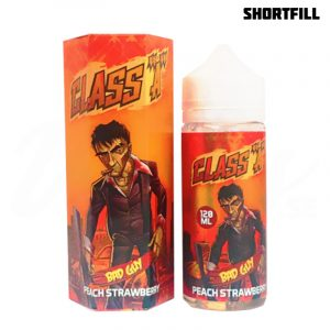 Class A - Bad Guy / Peach Strawberry (100 ml, Shortfill)