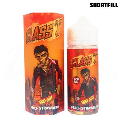 Class A - Bad Guy / Peach Strawberry (100 ml, Shortfill)