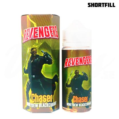 Revengers - Chaser / Honeydew Blackcurrant (100 ml, Shortfill)