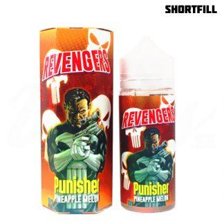 Revengers – Punisher / Pineapple Melon (100 ml, Shortfill) 1