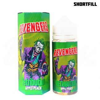 Revengers - Retribution / Apple Peach (100 ml, Shortfill)