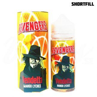 Revengers – Vendetta / Mango Litchi (100 ml, Shortfill) 1