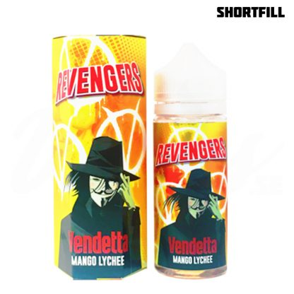 Revengers - Vendetta / Mango Litchi (100 ml, Shortfill)