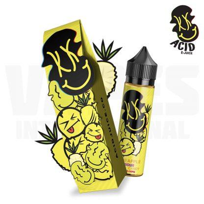 Acid E-juice - Pinapple Sour Candy  (50 ml, Shortfill)