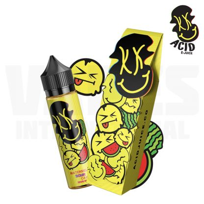 Acid E-juice - Watermelon Sour Candy (50 ml, Shortfill)