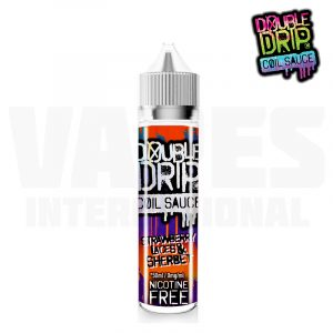 Double Drip - Strawberry Laces & Sherbet (50 ml, Shortfill)