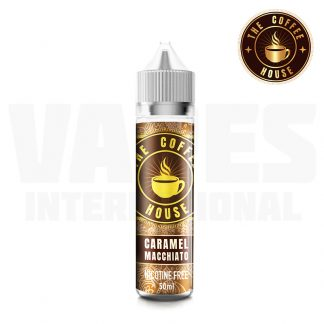 The Coffee House - Caramel Macchiato (50 ml, Shortfill)
