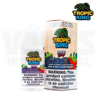 Tropic King – Berry Breeze (100 ml, Shortfill) 1