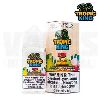 Tropic King - Lychee Luau (100 ml, Shortfill)
