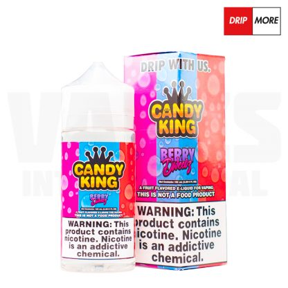Candy King - Berry Dweebz (100 ml, Shortfill)