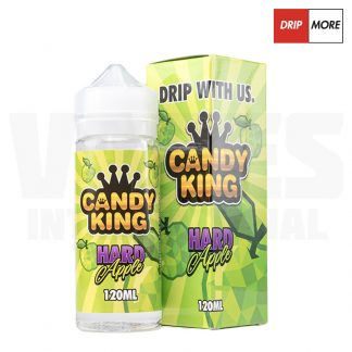 Candy King - Hard Apple (100 ml, Shortfill)