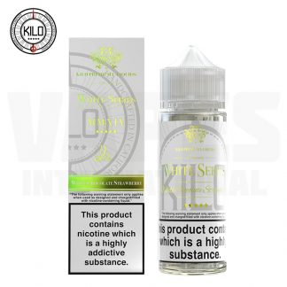 Kilo Classic - White Chocolate Strawberry (100 ml, Shortfill)