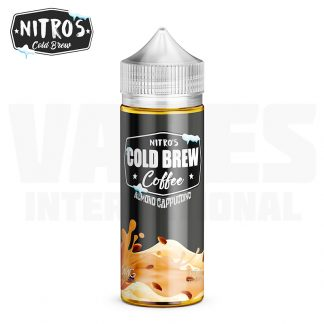 Nitro's Cold Brew – Almond Cappucino (100 ml, Shortfill) 1