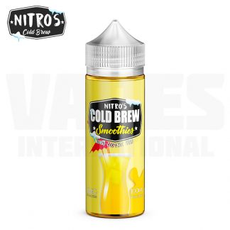 Nitro's Cold Brew – Mango Coconut Surf (100 ml, Shortfill) 1