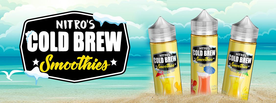 Nitro's Cold Brew Smoothies