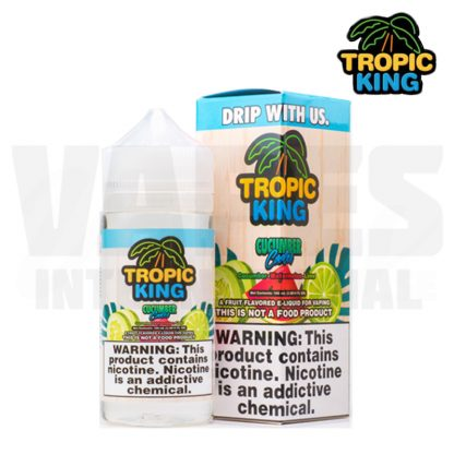 Tropic King - Cucumber Cooler (100 ml, Shortfill)
