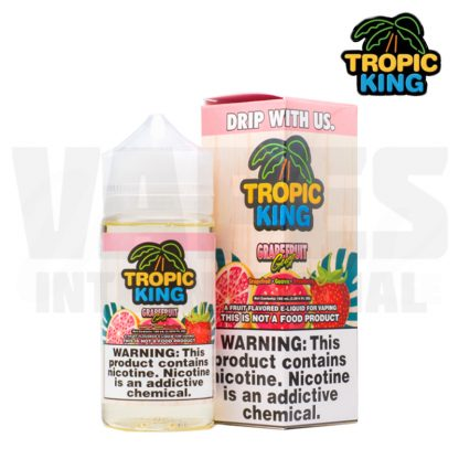 Tropic King - Grapefruit Gust (100 ml, Shortfill)