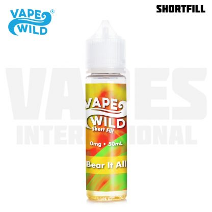 Vape Wild - Bear it All (50 ml, Shortfill)
