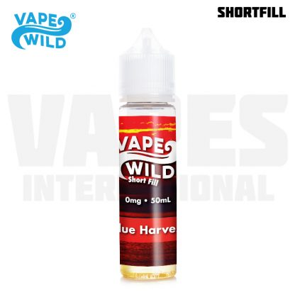 Vape Wild - Blue Harvest (50 ml, Shortfill)