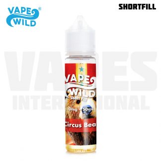 Vape Wild - Circus Bear (50 ml, Shortfill)