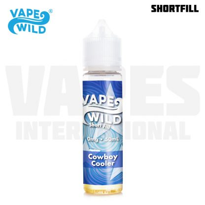 Vape Wild - Cowboy Cooler (50 ml, Shortfill)