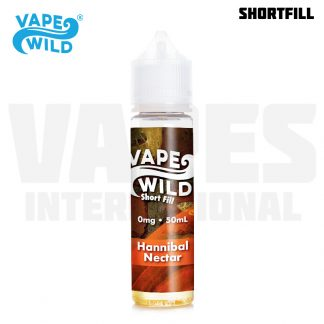 Vape Wild – Hannibal Nectar (50 ml, Shortfill) 1