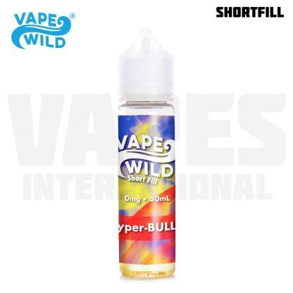 Vape Wild - Hyper-BULL-e (50 ml, Shortfill)