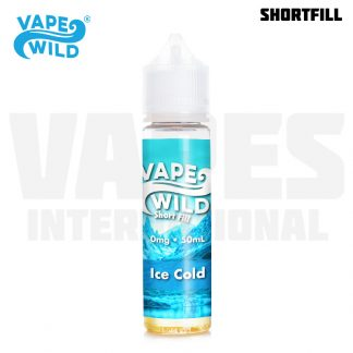 Vape Wild – Ice Cold (50 ml, Shortfill) 1