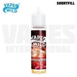 Vape Wild – Morning Ritual (50 ml, Shortfill) 1