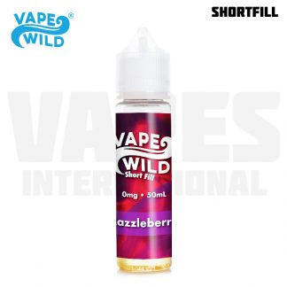 Vape Wild – Razzleberry (50 ml, Shortfill) 1