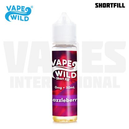 Vape Wild - Razzleberry (50 ml, Shortfill)
