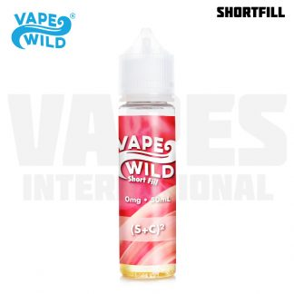 Vape Wild - (S+C)2 (50 ml, Shortfill)