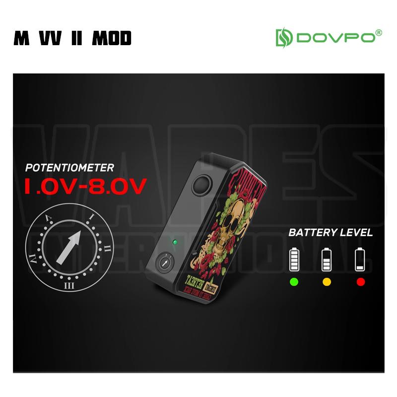 Dovpo M VV II Battery