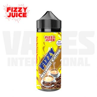 Fizzy – Hazelnut Coffee (100 ml, Shortfill)