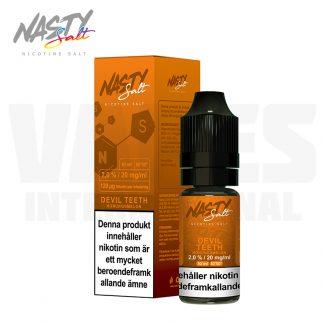 Nasty Juice – Devil Teeth (10 ml, 20 mg Nikotinsalt)