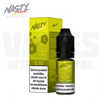 Nasty Juice – Fatboy (10 ml, 20 mg Nikotinsalt)