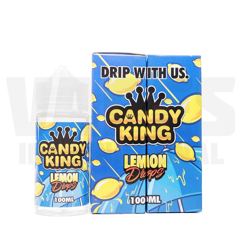 Candy King - Lemon Drops