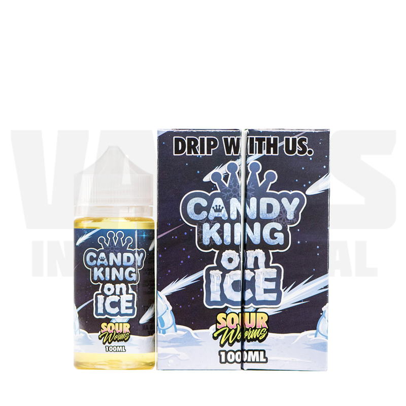 Candy King - Sour Worms On ICE