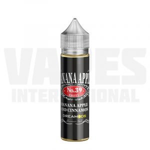 Dreamods Fruity Flavors - Banana Apple (50 ml, Shortfill)