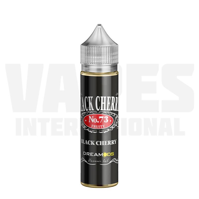 Dreamods Fruity Flavors - Black Cherry (50 ml, Shortfill)