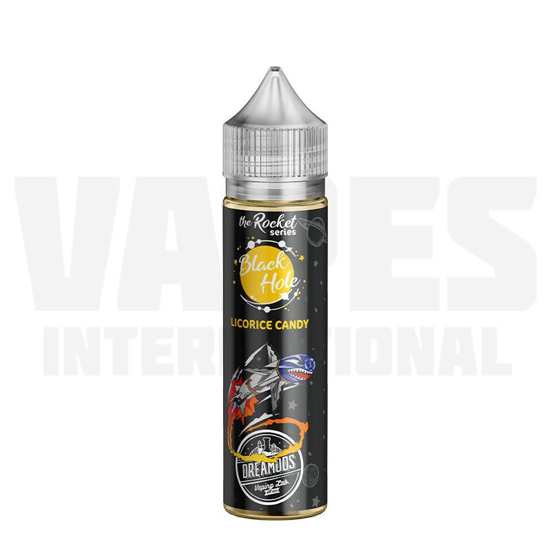 Dreamods Rocket Series - Black Hole (50 ml, Shortfill)